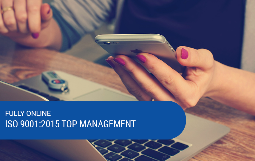 Online ISO 9001:2015 Top Management Training
