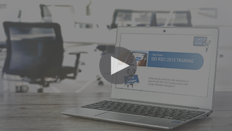 Watch our video for Online & Blended ISO 14001:2015 Training Courses