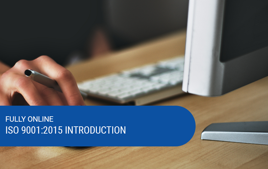 Online Introduction to ISO 9001:2015 Training
