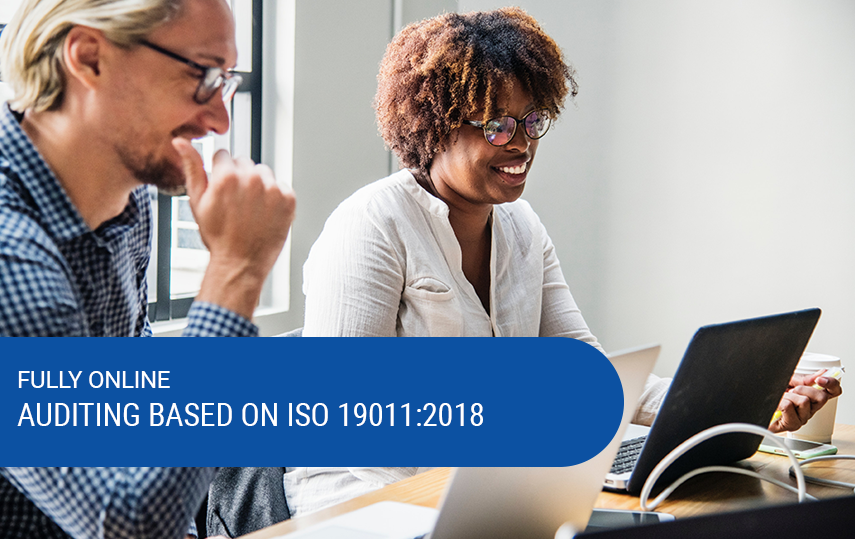 Online Auditing Competency based on ISO 19011:2018 Training