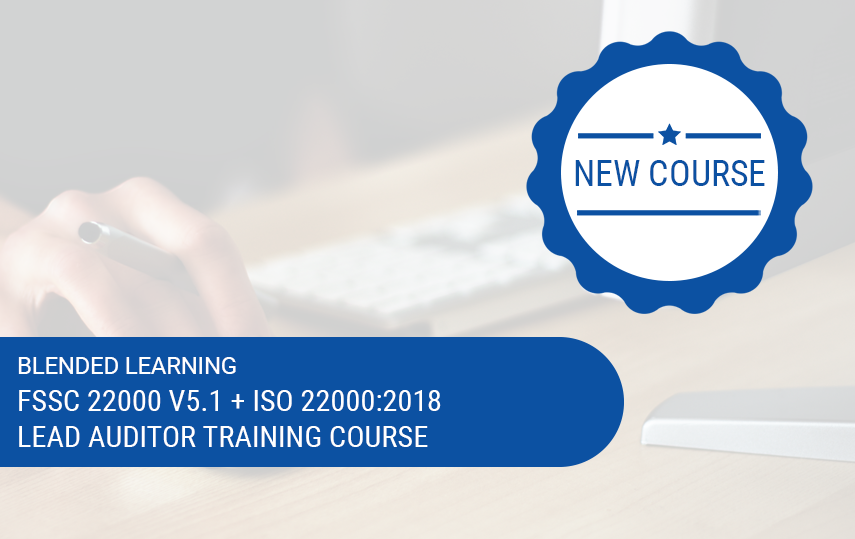 Online FSSC 22000 V5 (incl. ISO 22000:2018) Lead Auditor Training